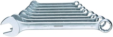 Gedore Combination Spanner Set 8pcs SB7-08