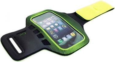 Sunen Armband Case For Apple iPhone 5/5s/5c/SE Black/Green