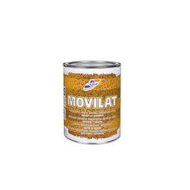 Krāsa Rilak Movilat-25 A bāze, 0.9 l, balta ar zīdainu spīdumu