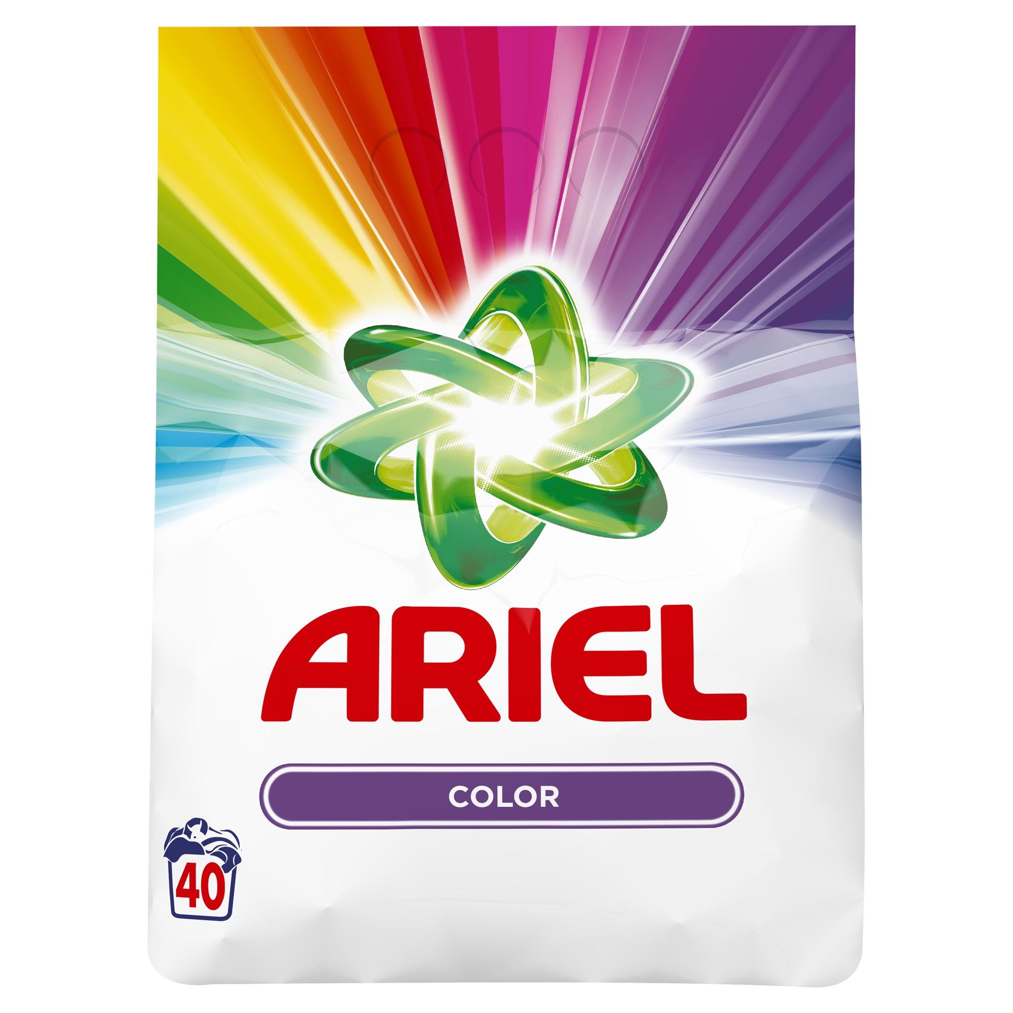 a6716893e46 Pesupulber Ariel Color, 3 kg, 40 pk - Krauta.ee