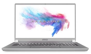 MSI P75 Creator 9SG-1013NL Grey