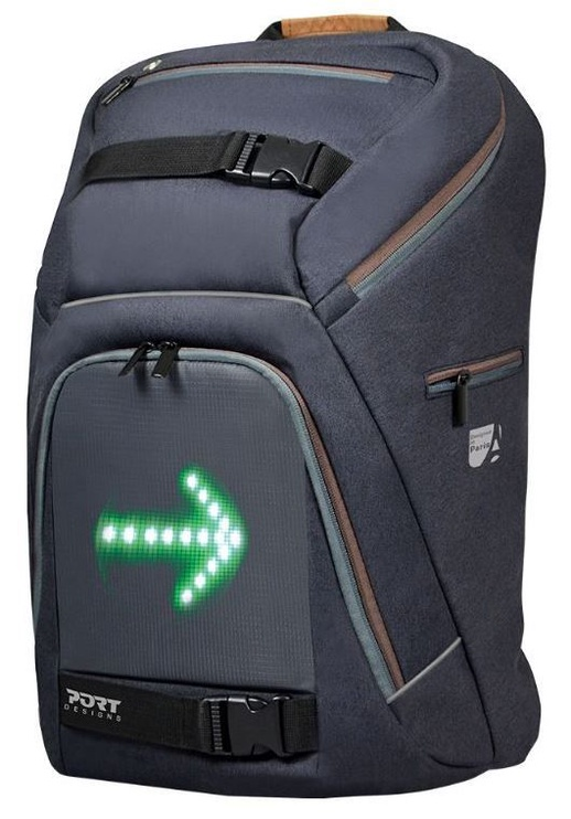 Port Designs Notebook Backpack 15.6'' Black