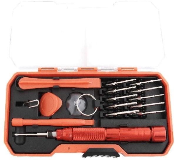 Gembird Precision Screwdriver Set 17pcs TK-SD-04