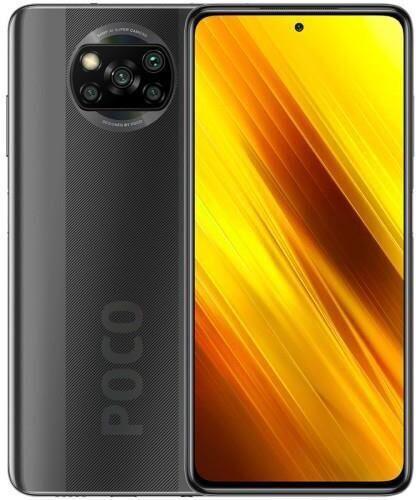 Мобильный телефон Poco X3 Pro, черный, 6GB/256GB