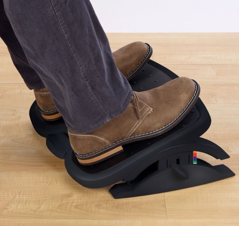 Kensington Solemate Plus Foot Rest Black