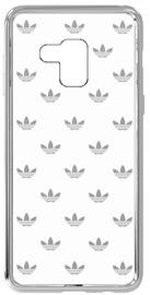 Adidas Clear Back Case For Samsung Galaxy A8 A530 Transparent/Silver