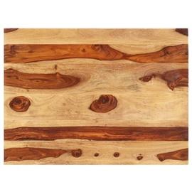 Столешница VLX Solid Sheesham Wood, коричневый, 600 мм x 700 мм