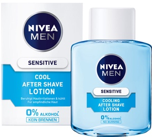 Nivea Men Sensitive Cooling 100ml After Shave Lotion