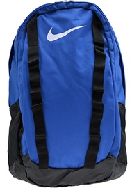 Nike Brasilia 7 Backpack BA5076-400 Black Blue