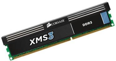 Operatīvā atmiņa (RAM) Corsair XMS3 CMX4GX3M1A1333C9 DDR3 4 GB