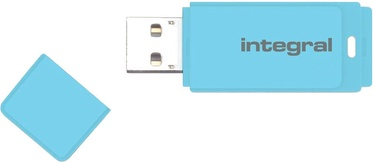 USB atmintinė Integral Pastel Blue, USB 3.0, 64 GB