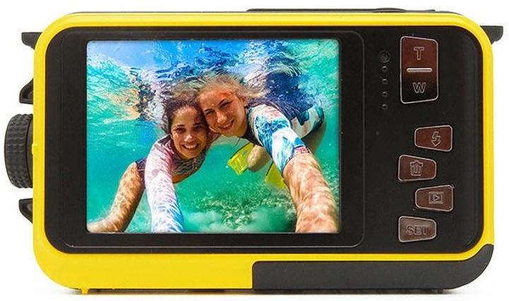 GoXtreme Underwater Camera Reef Yellow 20150