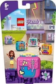 Конструктор LEGO Friends Olivias Gaming Cube 41667, 64 шт.