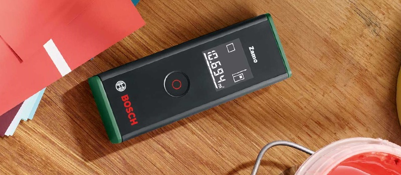 Kaugmõõteseade Bosch Laser Distance Meter Zamo 3