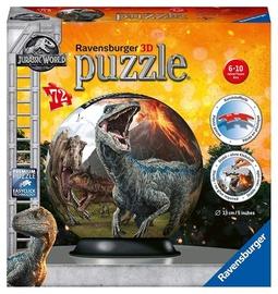 3D puzle Ravensburger Ball Jurassic World 2 11757, 72 gab.