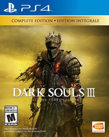 Dark Souls III: The Fire Fades GOTY Edition PS4