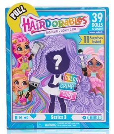 Žaislinė figūrėlė Hairdorables Surprise Doll With Accessories Series 3 23725