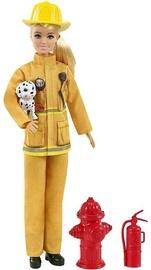 Mattel Barbie Firefighter Doll GTN83