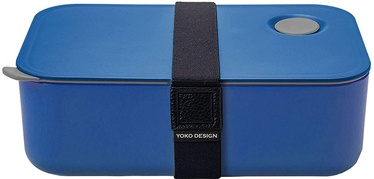 Yoko Design Lunch Box 1L Blue