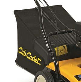 MTD Collection Bag For Lawnmover Cub Cadet Black