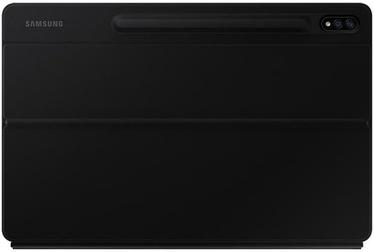 Клавиатура Samsung Book Cover Keyboard For Samsung Galaxy Tab S7 Plus Black