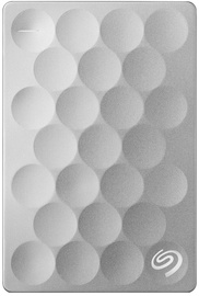 Seagate Backup Plus Ultra Slim External Hard Drive 2TB Platinum