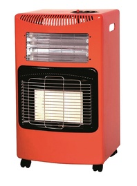 Dujinis ir elektrinis oro šildytuvas Presito PO-E03, 4,2 kW