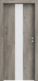 """Durų varčia """"Portafocus 2"""" sibiro ąžuolo 744x2030x40 kairinė"""