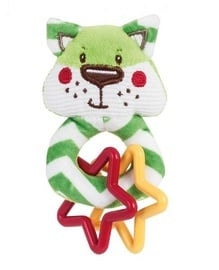 Canpol Babies Forest Friends Plush Rattle Assort