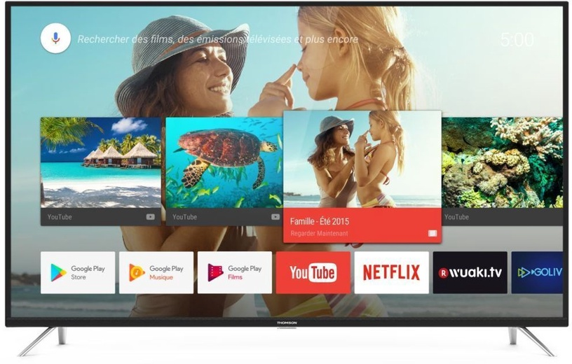 Televiisor Thomson 43UD6406, 4K UHD, Smart TV