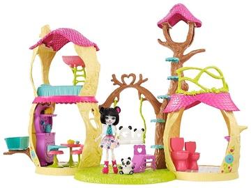 Mattel Enchantimals Playhouse Panda Set FCG94