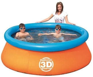 Bestway 57244 3D Adventure Pool