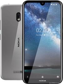 Išmanusis telefonas Nokia 2.2 Dual Sim TA-1188 Steel