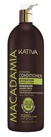 Plaukų kondicionierius Kativa Macadamia Hydration Conditioner, 1000 ml