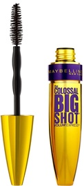 Skropstu tuša Maybelline The Colossal Big Shot Waterproof, 9.5 g