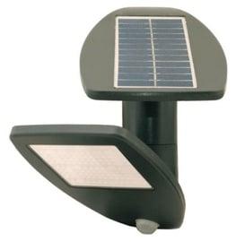 GreenBlue Solar Wall Lamp Grey