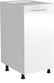Viršutinė virtuvinė spintelė Halmar Vento D 40/82 White
