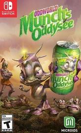Oddworld: Munch's Oddysee SWITCH
