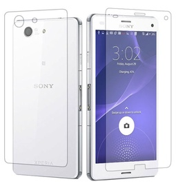 Ex Line Sony Xperia Z2 Mini Screen Protector Glossy Front+Back