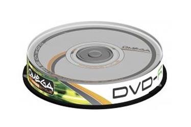 Kompaktinis diskas DVD-R Omega Freesyle, 4,7 GB, 10 vnt.