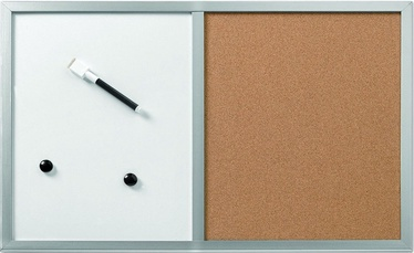 Herlitz Pinboard and Magnet Board 40 x 60cm 10685394