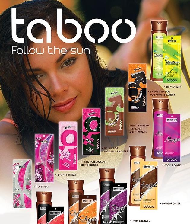 Taboo V12 Hot Tingle Tanning Lotion 15ml