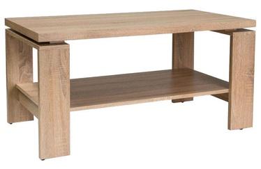 Kafijas galdiņš Signal Meble Modern Paola, ozola, 1000x550x500 mm