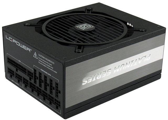LC-Power PSU Platinum LC1000 V2.4 1000W