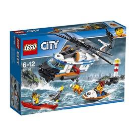 Konstruktorius Lego City Heavy-duty Rescue Helicopter 60166
