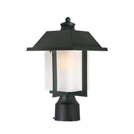 Tvirtinamas šviestuvas 065-PF, 60W, E27, IP43, matinė juoda