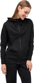 Audimas Soft Touch Modal Zip-Through Hoodie Black S