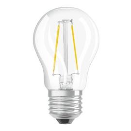 SPULDZE LED RETROFIT P 4W/827 E27 CL (OSRAM)