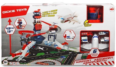 Lennutranspordi komplekt Dickie Toys Airport