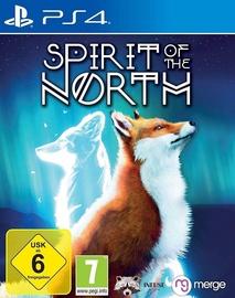 Игра для PlayStation 4 (PS4) Spirit Of The North PS4